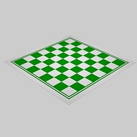 chess board c4d free