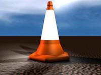 Road cone.c4d