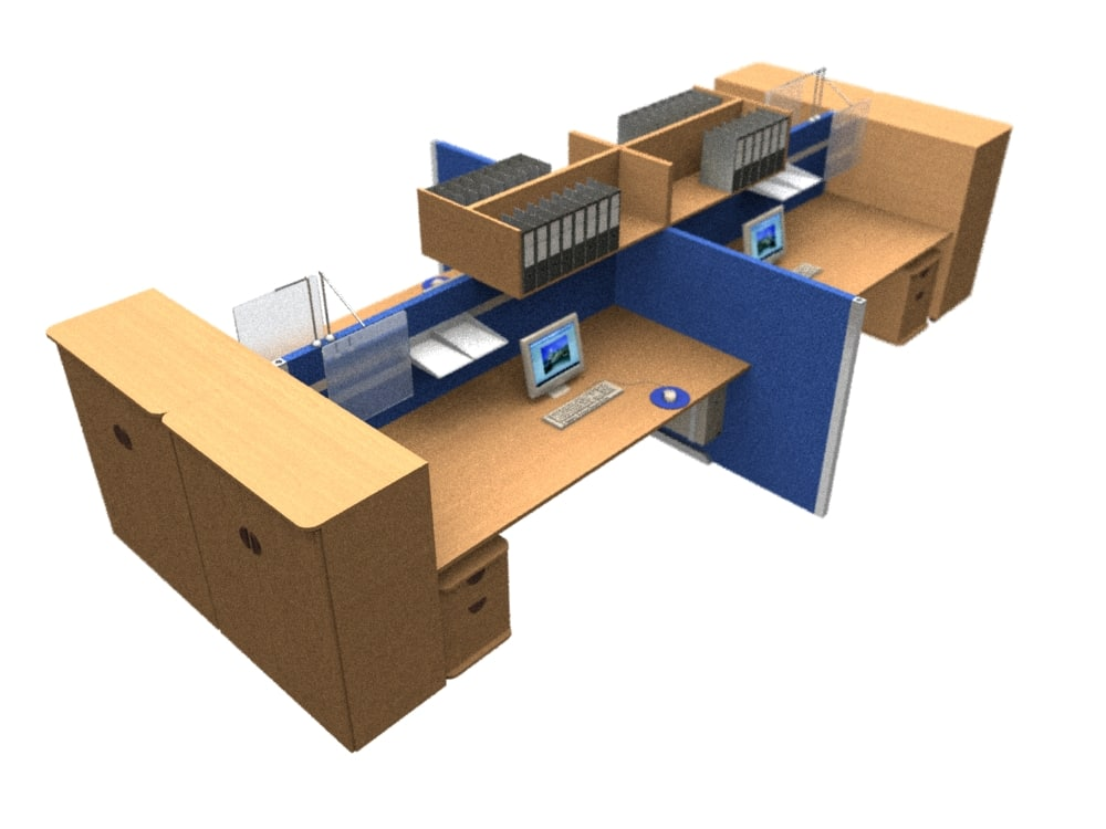 3ds max desk