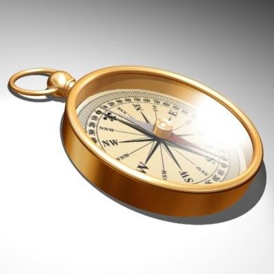 maya magnetic compass