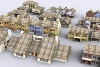 Urban_houses_3D_PACK.zip