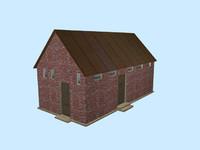 house 3d ma