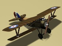 nieuport 27 fighter aircraft max