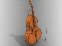 maya musical instrument contrabass double bass