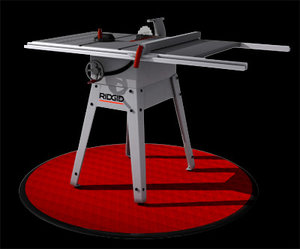 3ds table saw