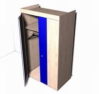 free closet 3d model