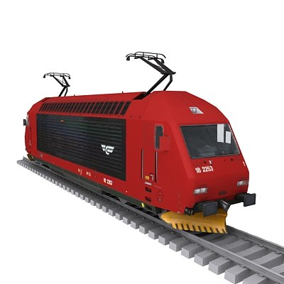 nsb el18 locomotive max