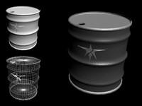 barrel 3ds free