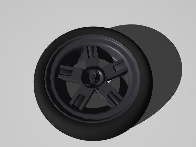 lwo wheel tyre