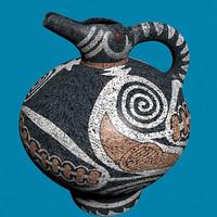3dsmax pitcher jug