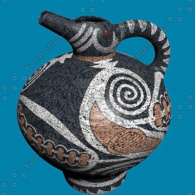 pitcher jug dxf