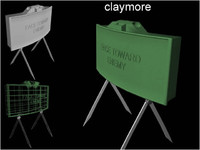 free 3ds mode claymore explosive bomb