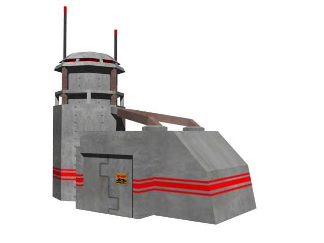 free lwo mode sci-fi radio tower