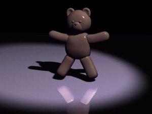 free max mode teddy bear