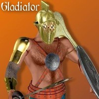 poser gladiator weapons