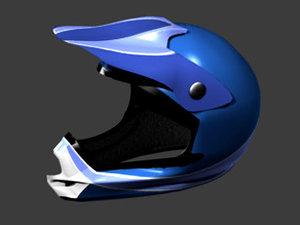 arai helmet 3d model