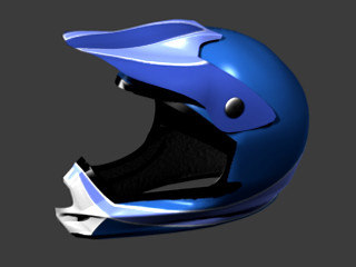 arai helmet 3d model