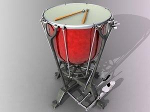 max musical instrument timpani