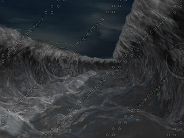 3d wave model