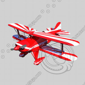 pitts special 3d ma
