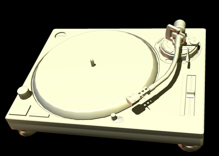 3ds max turntable turn table
