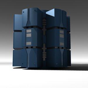 3dsmax mainframe