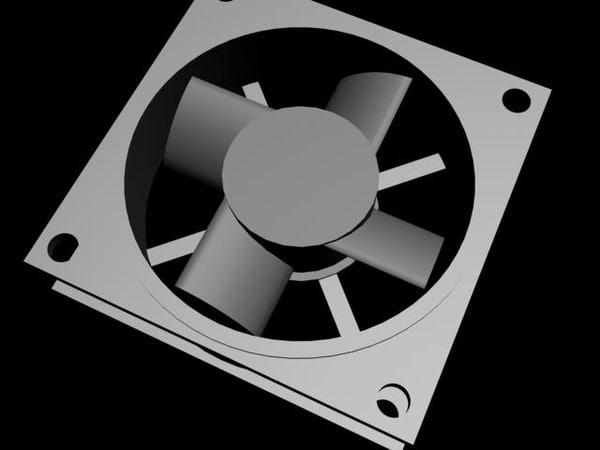 free max mode fan