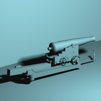 Weapon - Seacoast Cannon 32 Lb