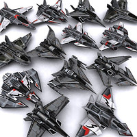 Sci-Fi Fighters collection.zip