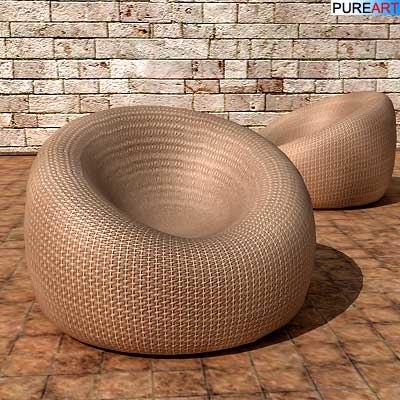 maya armchair bal
