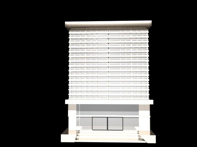 lightwave skyscrapper