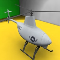 vtol tactical unmanned 3d max
