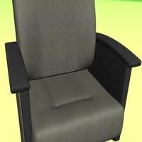 Cinema Chairs.max.zip