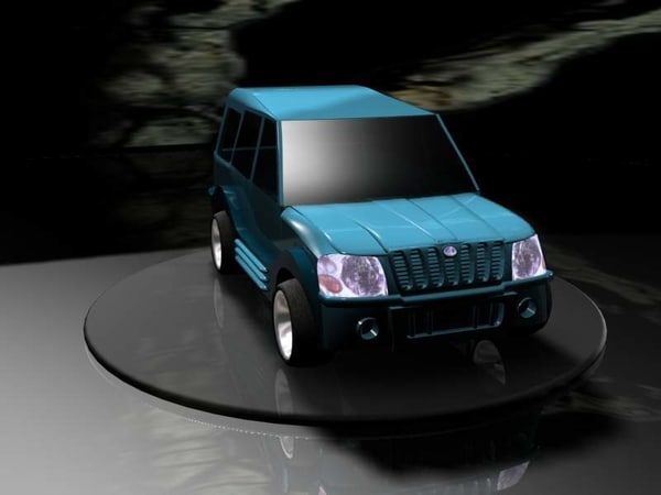 Mahindra And Mahindra 3D Models for Download | TurboSquid