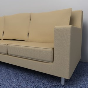 couch 3d c4d