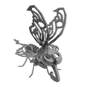 metal insect steel max free