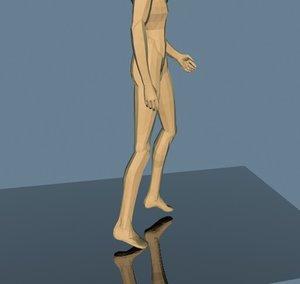 walk legs max