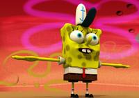 sponge spongebob squarepants obj