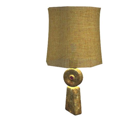 stone lamp 3d max