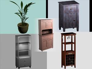 furniture 3d max