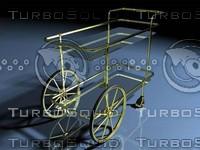 maya small pushcart