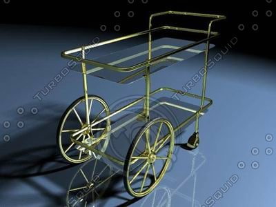 maya small pushcart