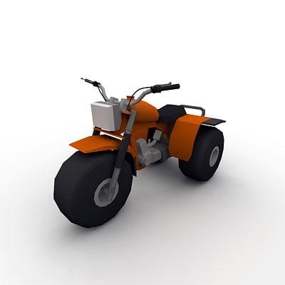 max atv bike