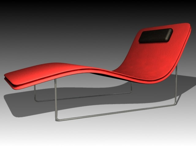 3d max sofa