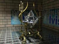 3d model decoration fantasy