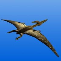 free max model pteranadon