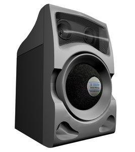 3ds speaker
