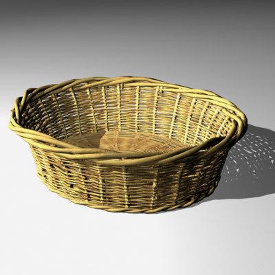 max wicker basket