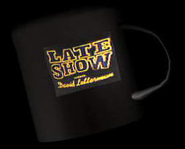 3dsmax letterman coffee cup