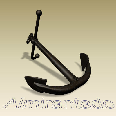 maya admiralty anchor